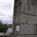 Армирование тепло-эффективных блоков