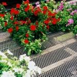 цветочная панель (подставка)