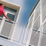 Балкон охрана