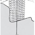 Армирование углов стен
