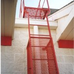 маршевые лестницы и проходные мостики