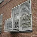 Решетки на окна и защита кондиционера